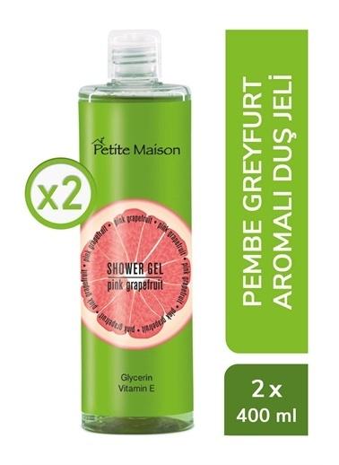 Petite Masion 2.6.1.31098 Petite Maison 2'li Duş Jeli Pink Grapefruit PETITE MAISON Renksiz